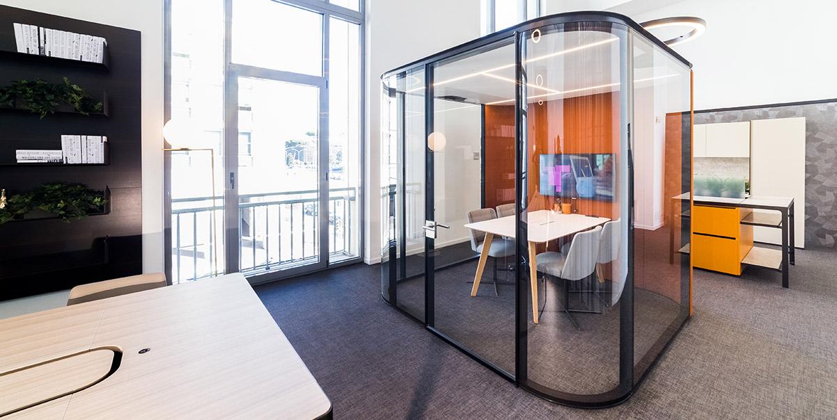 cabina ufficio
