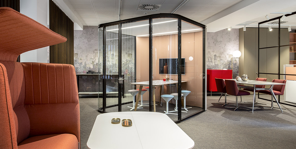 acoustic booth office