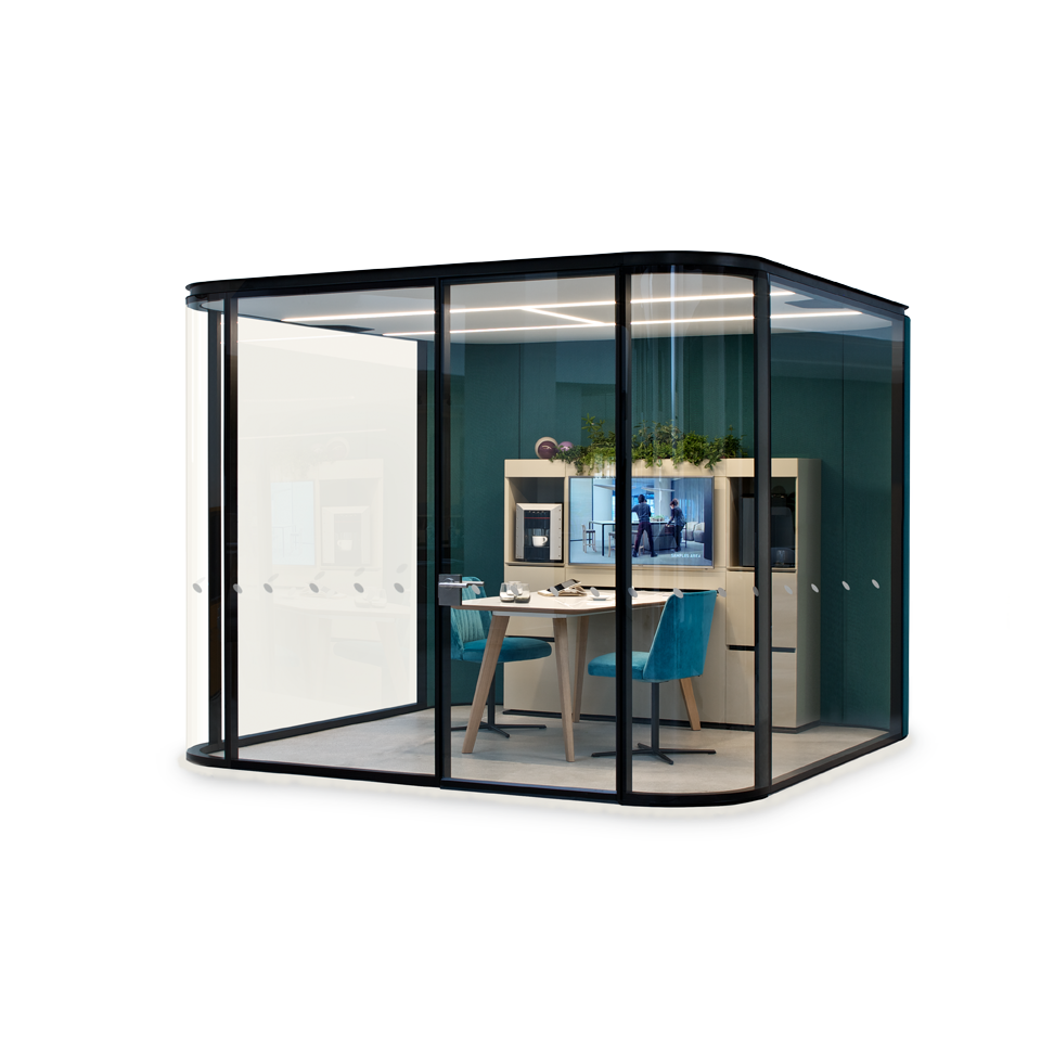 office private booth - estel