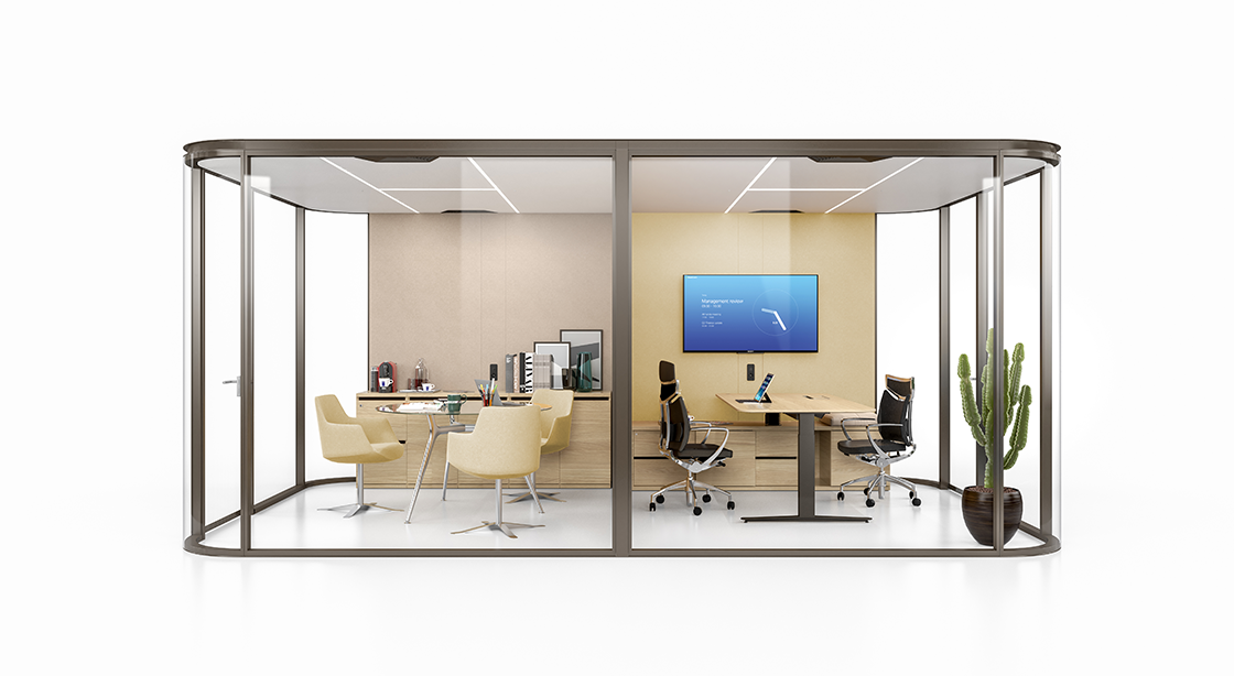 office meeting room pods