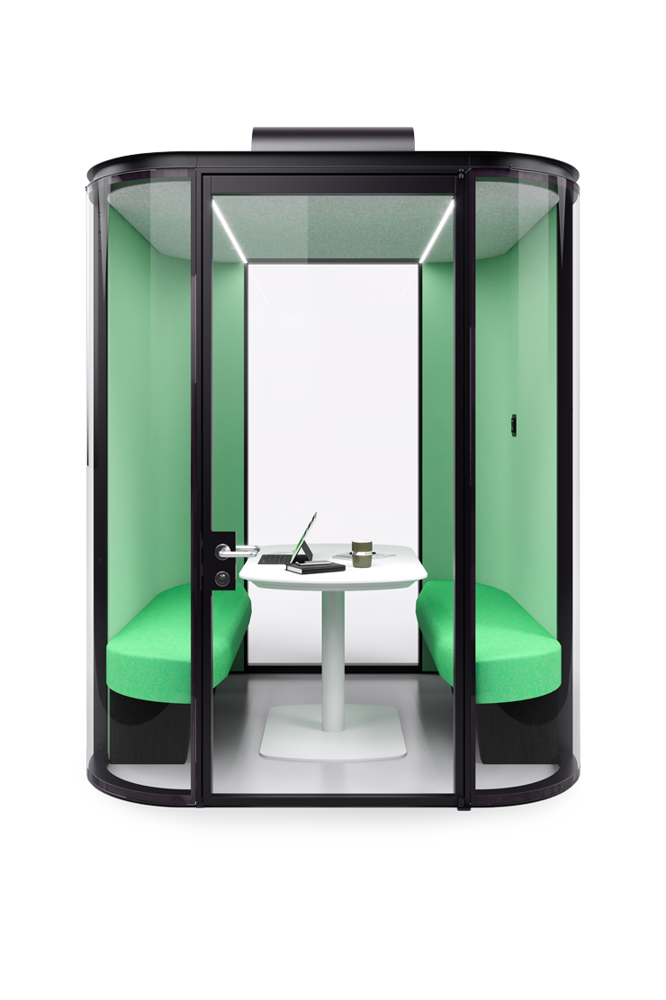 soundproof office booth